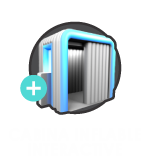 Interactive Cabina Inflable
